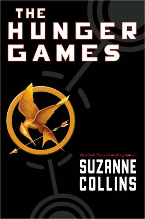 Product picture The Hunger Games by Suzanne Collins  ebook PDF