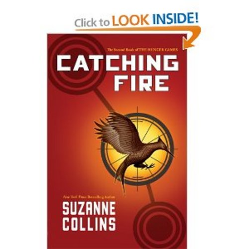 Product picture The Hunger Games: Catching Fire by Suzanne Collins ebook PDF