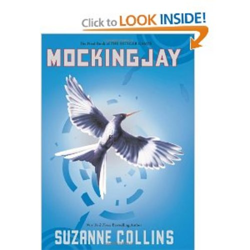 Product picture The Hunger Games: Mockingjay by Suzanne Collins ebook PDF